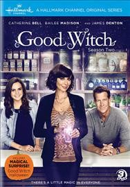 Good witch. Season 2 cover image
