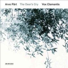 The deer's cry cover image