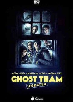 Ghost team cover image