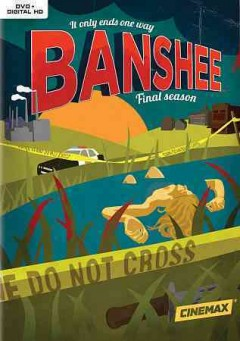 Banshee. Season 4 cover image