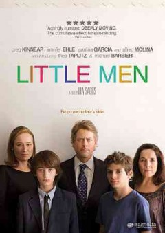 Little men cover image