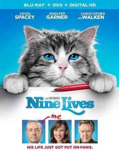 Nine lives [Blu-ray + DVD combo] cover image