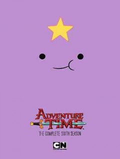 Adventure time. The complete sixth season cover image
