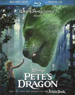 Pete's dragon [Blu-ray + DVD combo] cover image