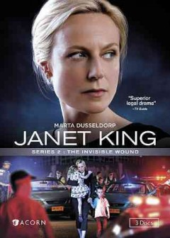 Janet King. Season 2, The invisible wound cover image