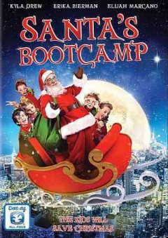 Santa's boot camp cover image