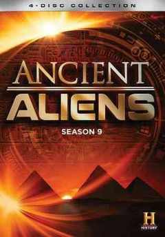 Ancient aliens. Season 9 cover image