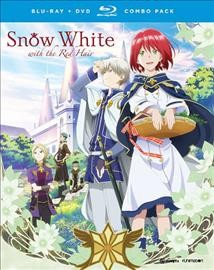 Snow White with the red hair. Season 1 [Blu-ray + DVD combo] cover image