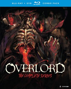 Overlord [Blu-ray + DVD combo] the complete series cover image