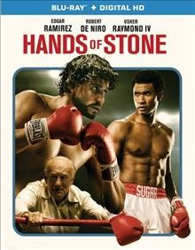 Hands of stone cover image