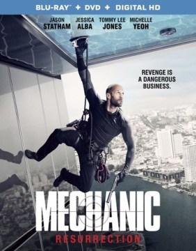 Mechanic [Blu-ray + DVD combo] resurrection cover image