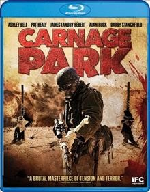 Carnage Park cover image