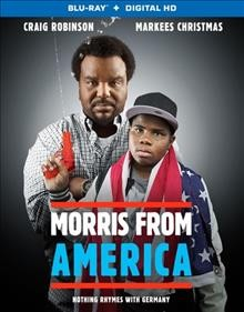 Morris from America cover image