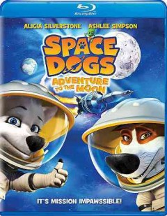 Space dogs adventure to the moon cover image