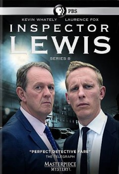 Inspector Lewis. Season 8 cover image