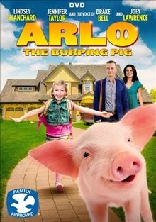 Arlo the burping pig cover image