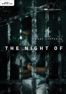 The night of cover image