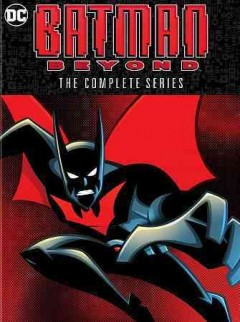 Batman beyond the complete series cover image