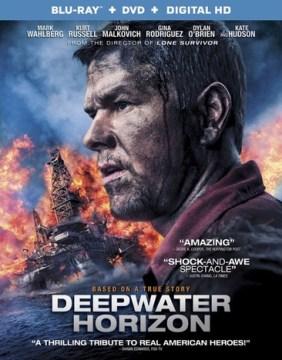 Deepwater horizon [Blu-ray + DVD combo] cover image