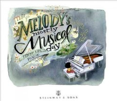 Melody's mostly musical day cover image