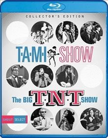 T.A.M.I. Show [Blu-ray + DVD combo] The Big T.N.T. Show cover image