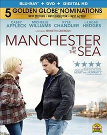 Manchester by the sea [Blu-ray + DVD combo] cover image