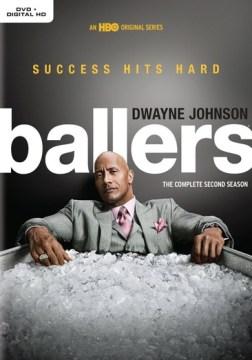 Ballers. Season 2 cover image