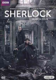 Sherlock. Season 4 cover image