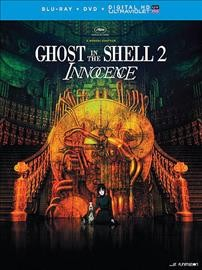 Ghost in the shell 2. Innocence [Blu-ray + DVD combo] cover image