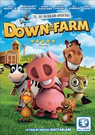 Down on the farm cover image