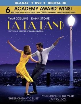 La la land [Blu-ray + DVD combo] cover image