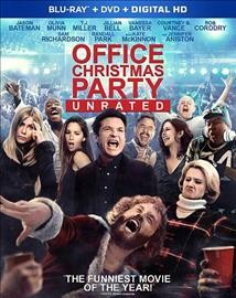 Office Christmas party [Blu-ray + DVD combo] cover image