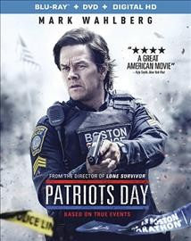 Patriots Day [Blu-ray + DVD combo] cover image