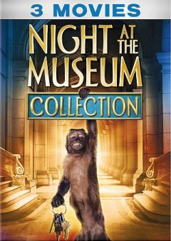 Night at the museum collection cover image