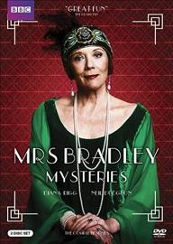 Mrs. Bradley mysteries the complete series cover image