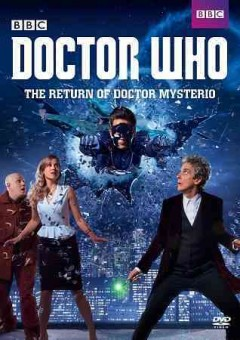 Doctor who. The return of Doctor Mysterio cover image