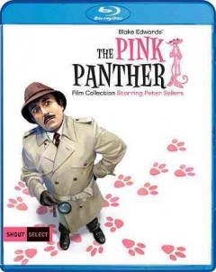 Pink Panther film collection cover image