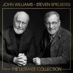 John Williams, Steven Spielberg the ultimate collection cover image