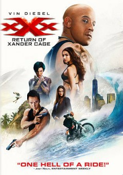 XXX return of Xander Cage cover image