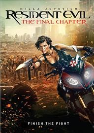Resident evil the final chapter cover image