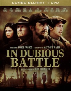 In dubious battle [Blu-ray + DVD combo] cover image