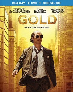 Gold [Blu-ray + DVD combo] cover image