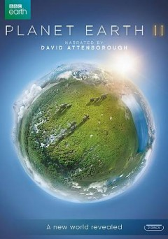 Planet Earth II cover image