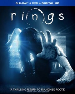 Rings [Blu-ray + DVD combo] cover image