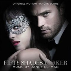 Fifty shades darker original motion picture score cover image
