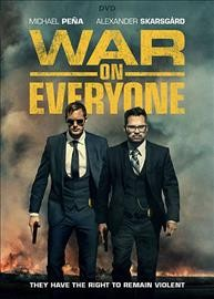 War on everyone cover image