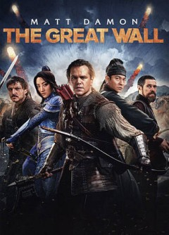 The great wall cover image