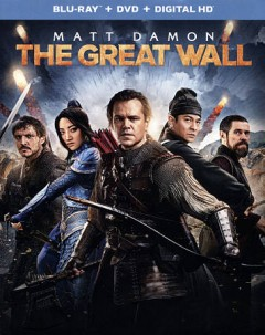 The Great Wall [Blu-ray + DVD combo] cover image