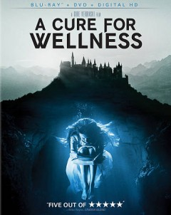 A cure for wellness [Blu-ray + DVD combo] cover image