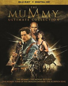 The mummy ultimate collection cover image
